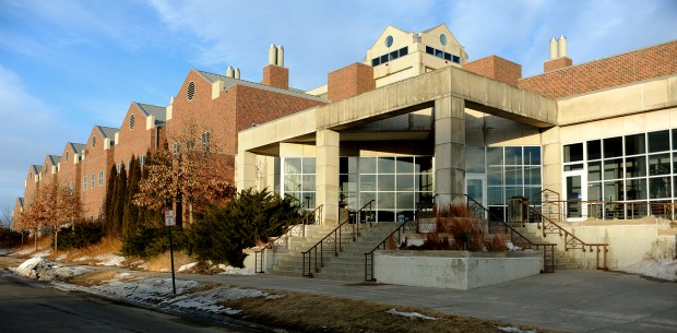 Beadle Center, built by earmarks, now brims with research