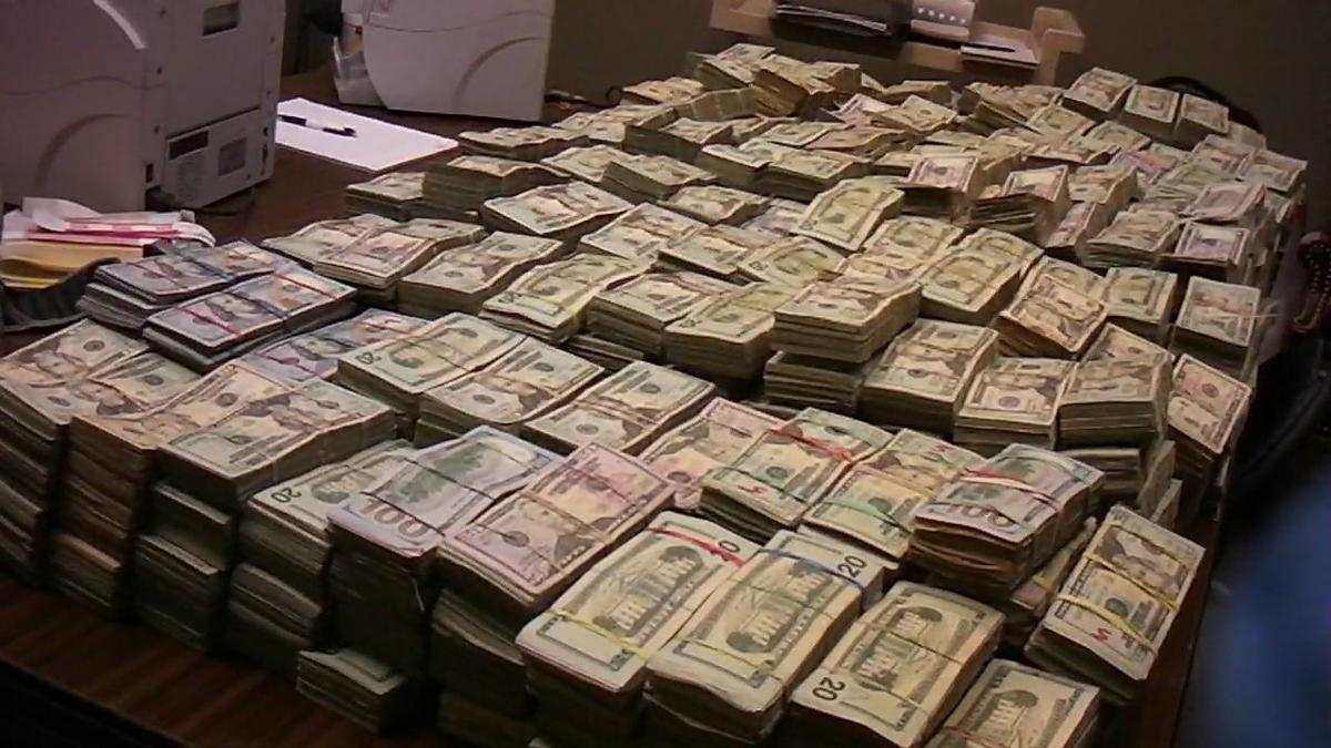 Deputies Seize 2 4m Believed To Be Drug Money Crime And