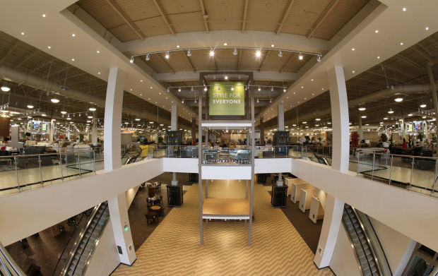 Incroyable Nebraska Furniture Mart In Texas Redefines Big Box | Local Business News |  Journalstar.com