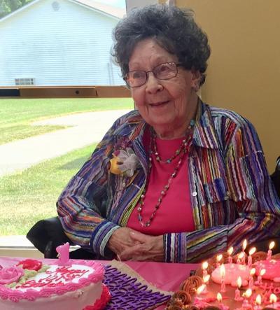 Happy 101st Birthday to Norma Jones!