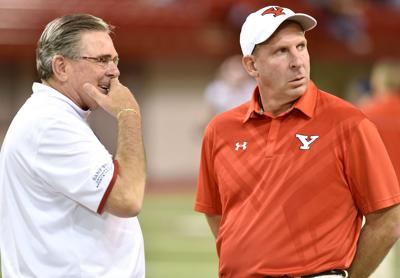USD vs Youngstown State football