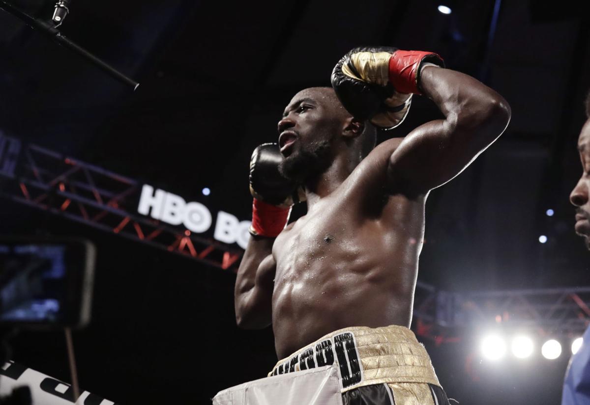 Diaz Crawford Boxing