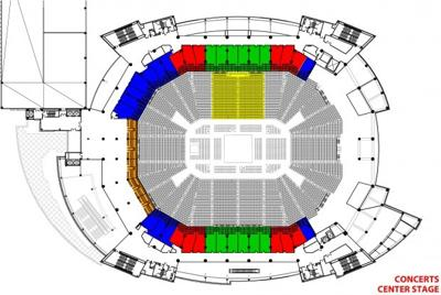 Pinnacle Bank Arena Premium Seats