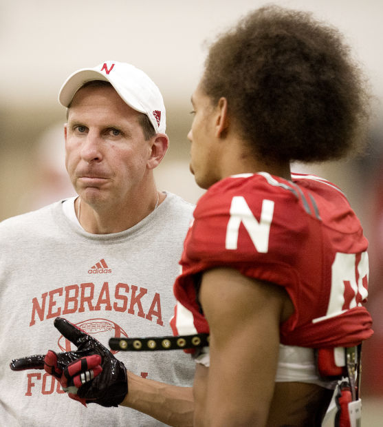 Nebraska Football Practice at Hawks Championship Center, 8.20.14