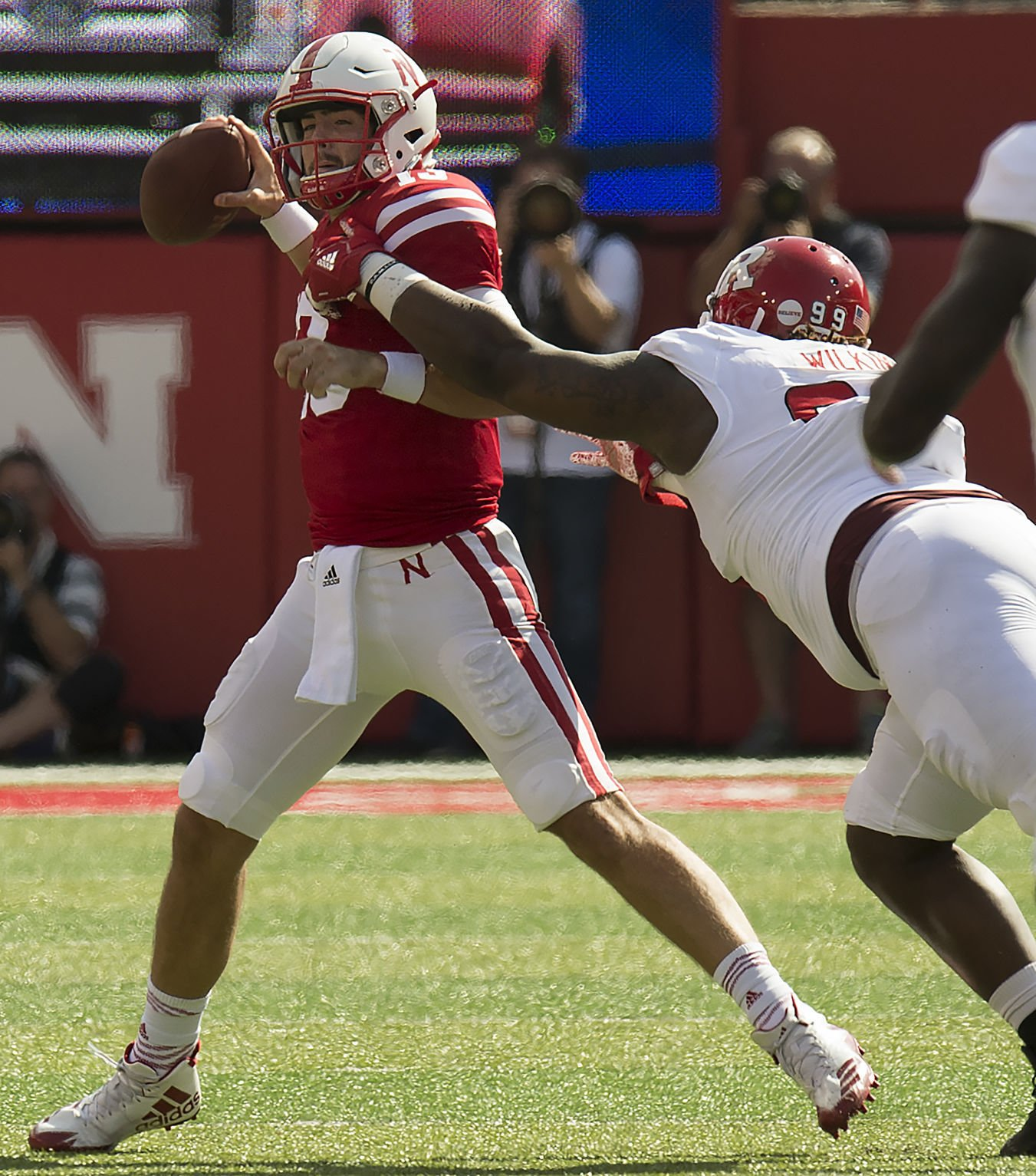 Nebraska overcomes early deficit to win Big Ten opener
