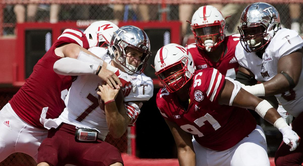Troy vs. Nebraska, 9/15/18