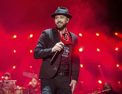 Justin Timberlake -- Dec. 8