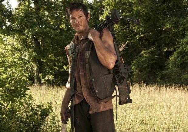 Jeff Korbelik Everybody Loves Daryl On The Walking Dead