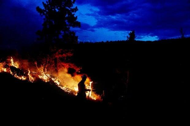 Lightning Fires