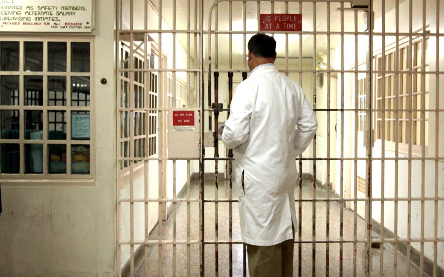 prison health care paper Prisoner health care significant supports and modified behavioral expectations and helps them independently function within the general prison population or in.