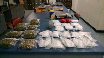 Troopers seize meth, pot after I-80 traffic stop | Crime and