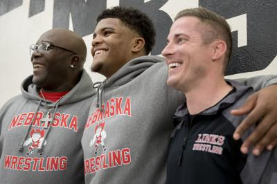 Lincoln High's Isaiah Alford Signs for Huskers, 11.14.18
