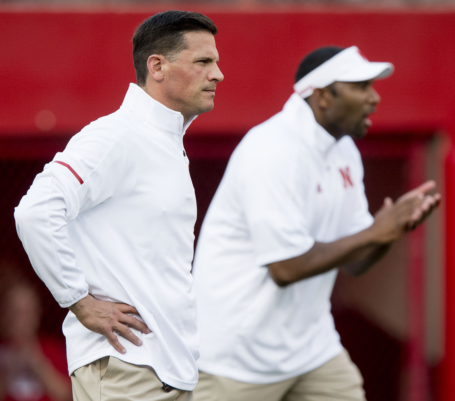 Wildfires stir air quality concerns ahead of Huskers' trip to Oregon