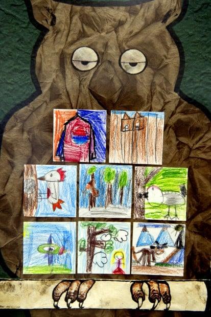 Pyrtle Elementary art