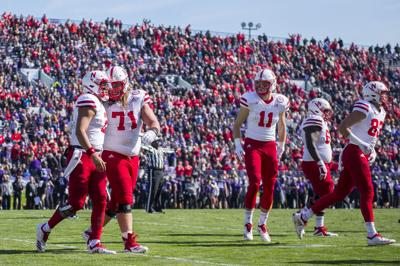 Nebraska vs. Northwestern, 10/13/18
