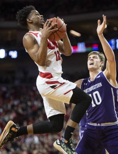 Northwestern vs. Nebraska, 2.16
