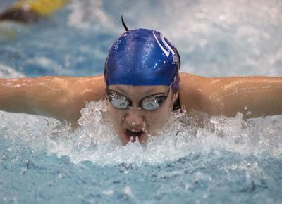 HAC swimming championships, 2/10/18