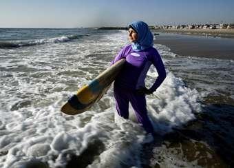 MUSLIM WOMEN SWIMWEAR