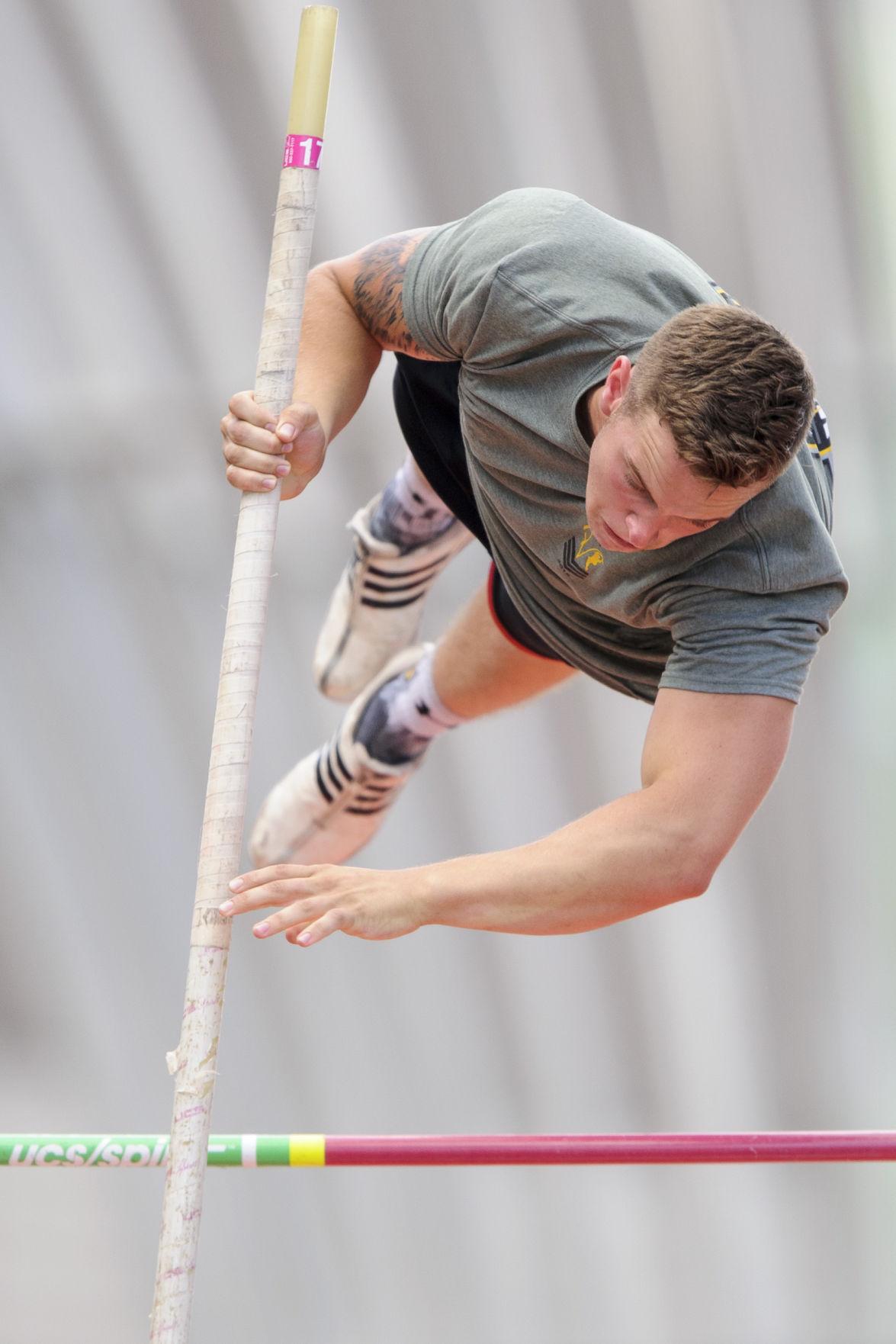 Cornhusker State Games Pole Vault, 7.16.16