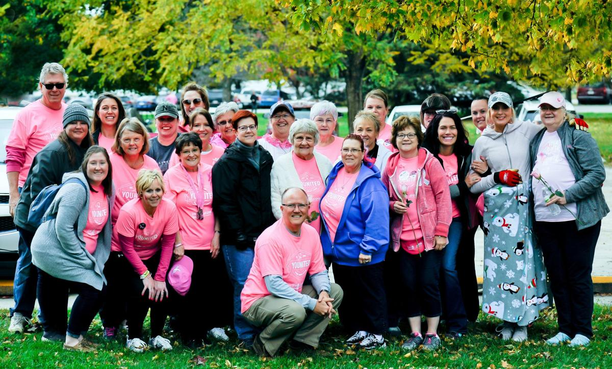 Surgical Associates Making Strides team