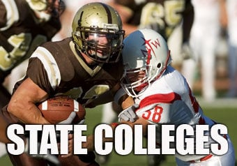 State college football logo
