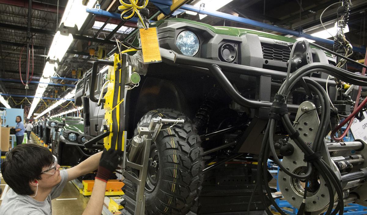 Kawasaki recalls 6,600 more vehicles | Local Business News ...
