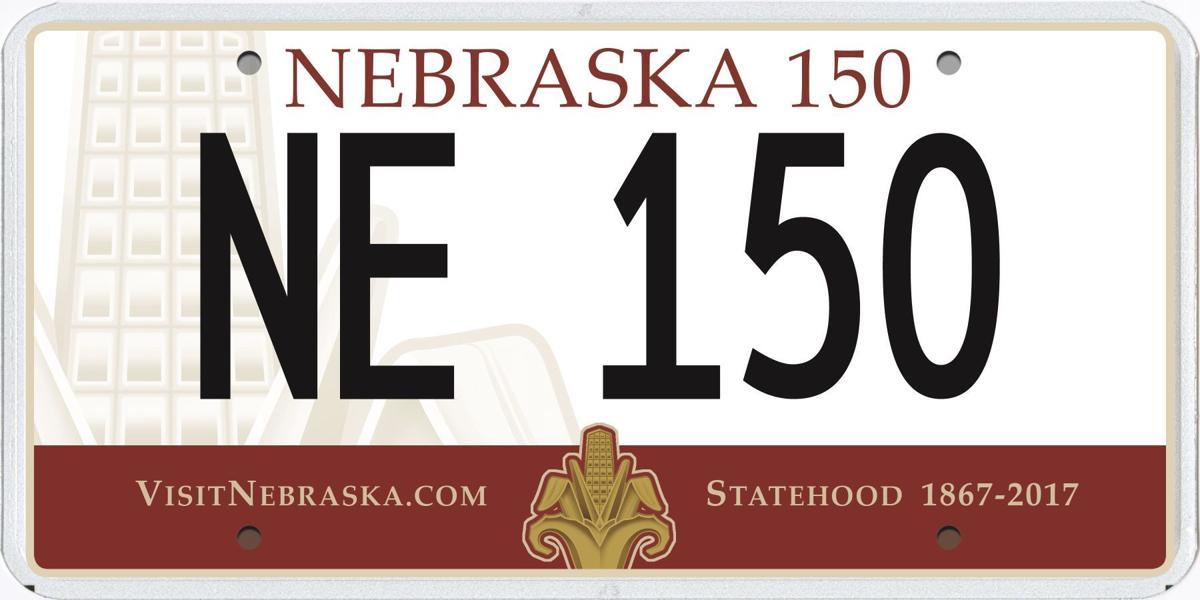 New License Plates Revealed For Nebraska S 150th Year