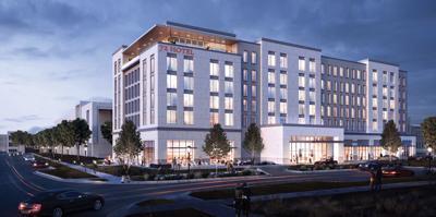 Nebraska Innovation Campus hotel