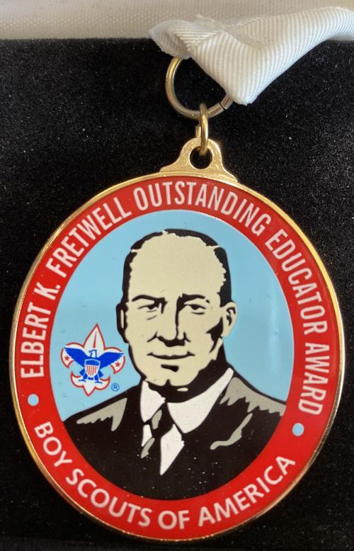 Fretwell Medal