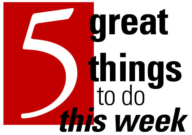 5 great things logo