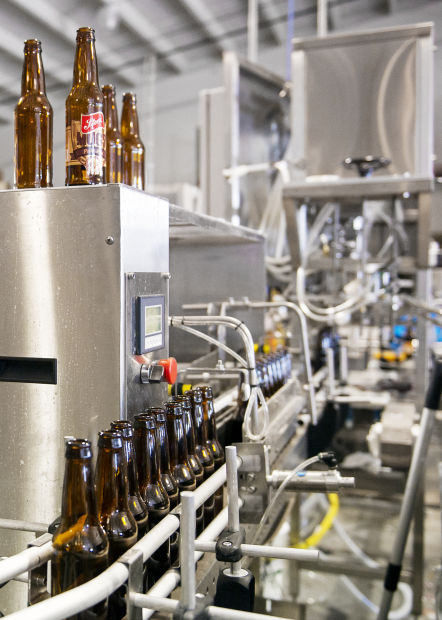 Lincoln Bottled Water Producers Give Craft Brewing A Shot