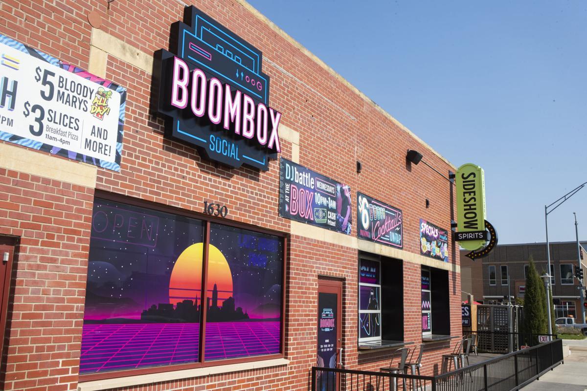 Boombox Social
