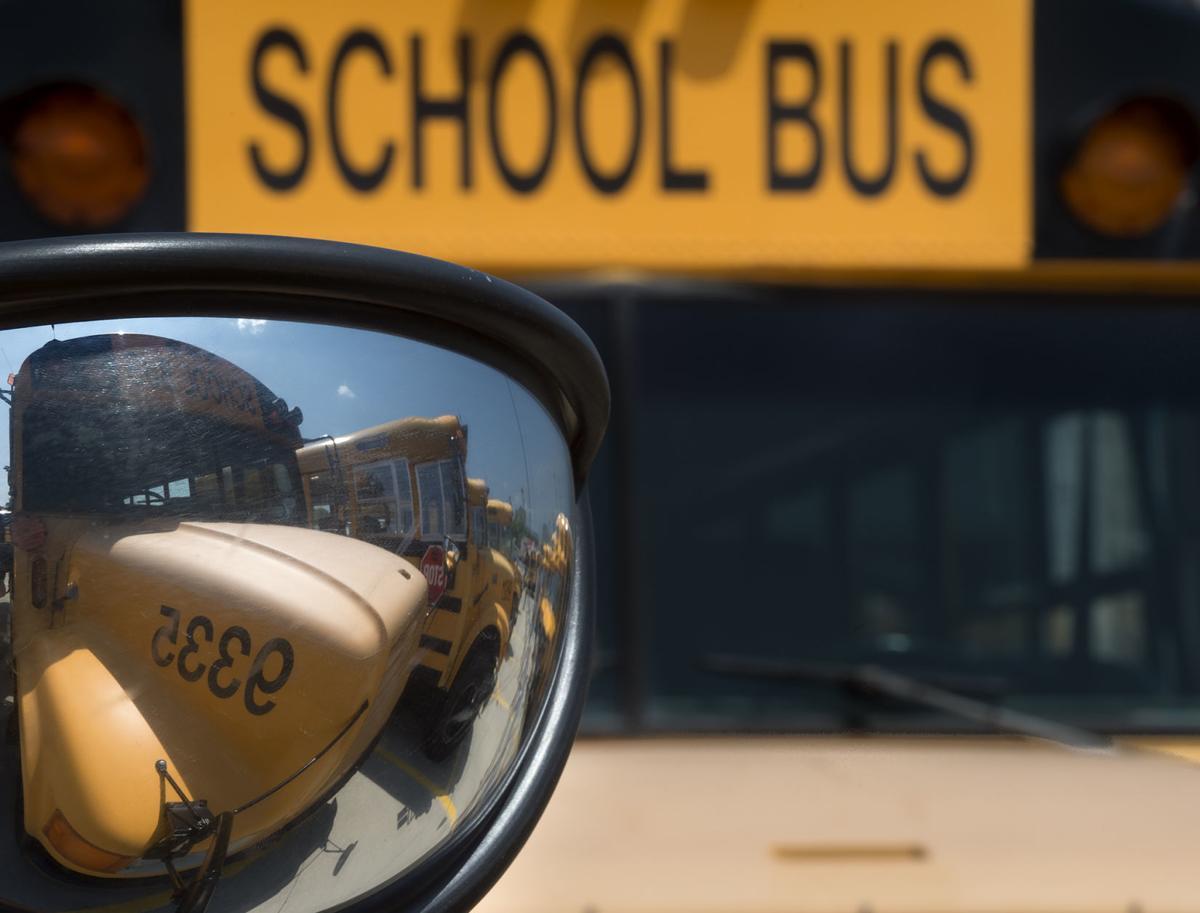 School bus - generic