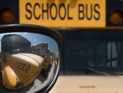 School bus - generic