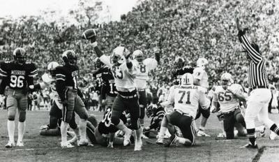 UNL vs. Missouri, Oct. 24, 1981
