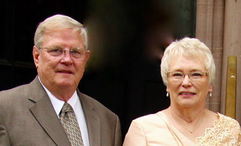 50th Anniversary Open House: William E. and Jane M. (Schole) Shaner