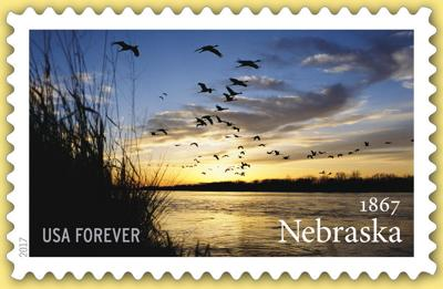 Sesquicentennial stamp