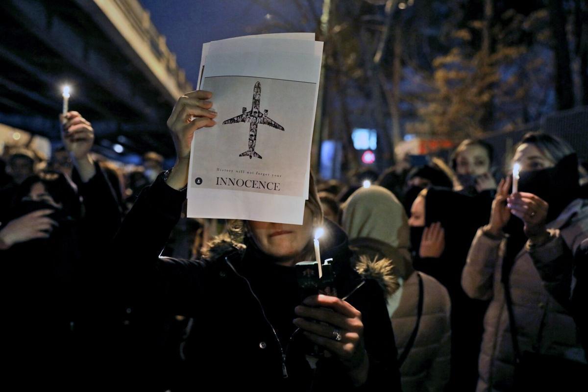 Iran Ukraine Plane Crash