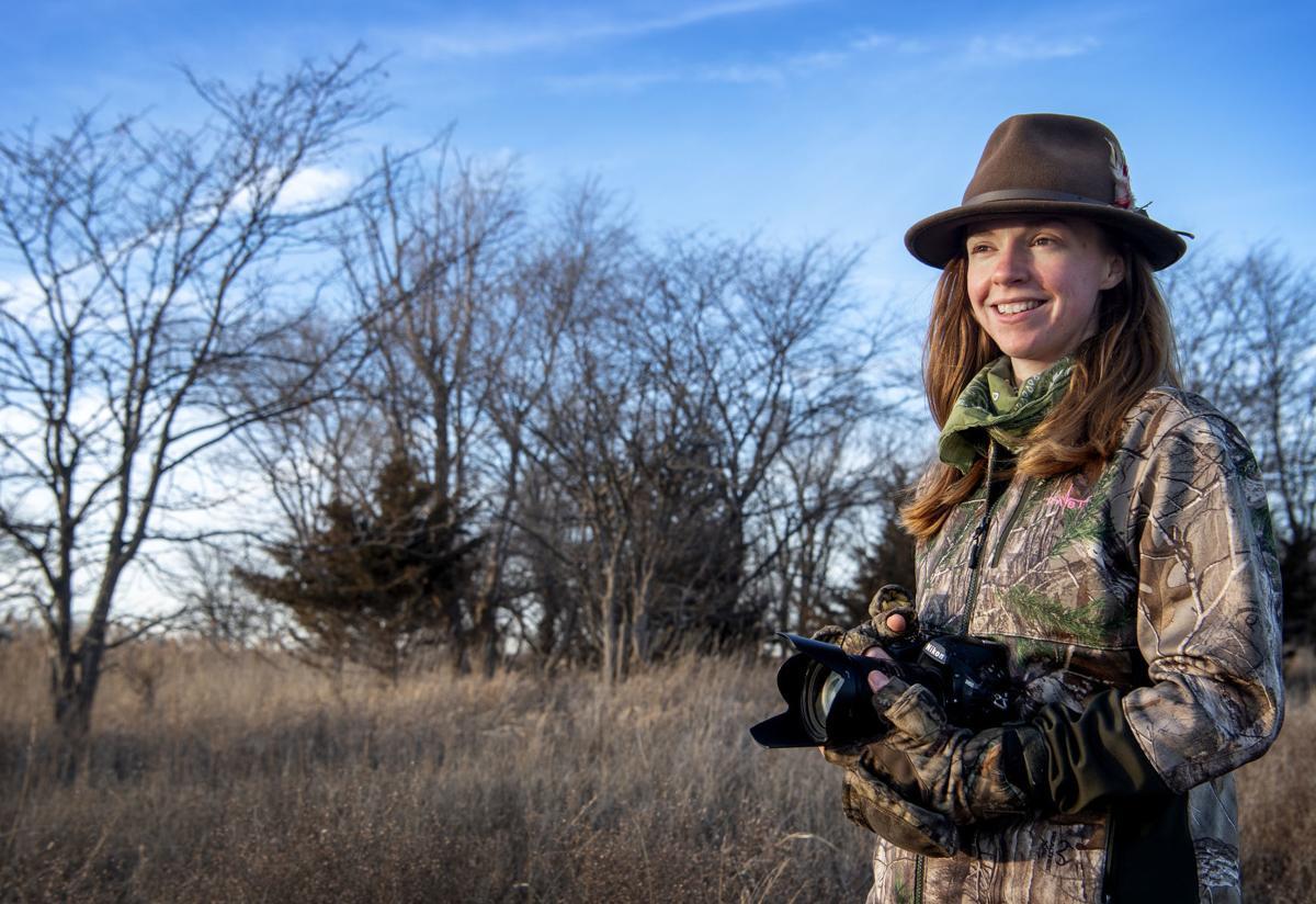 Brooke Talbott, Marsh Wren Wetland, 12.19