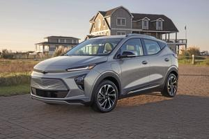 2022 Chevrolet Bolt EUV.