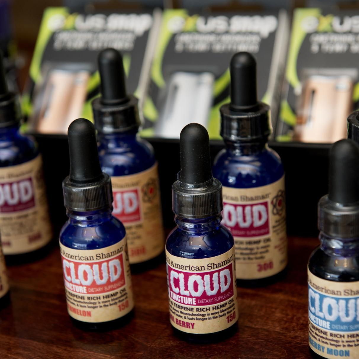 Store selling hemp oil CBD as health aid comes to Lincoln