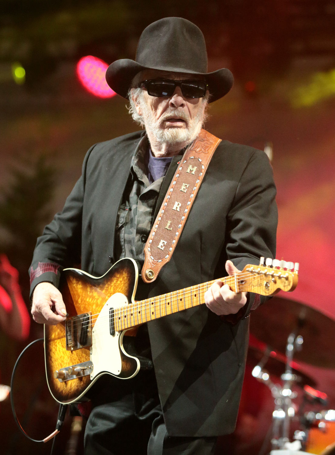Merle Haggard Performs At The 2015 Big Barrel Country Music Festival Woodlands In Dover Delaware Died Wednesday He Was 79
