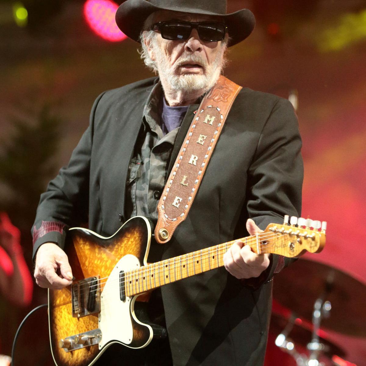 Country music giant Merle Haggard dies on 79th birthday