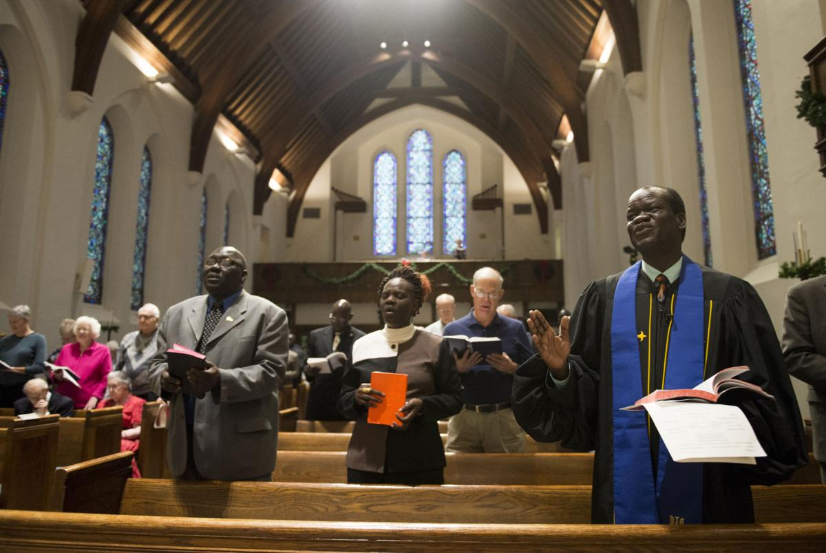 Sudanese Pastor Building Bridges Growing Faith At First