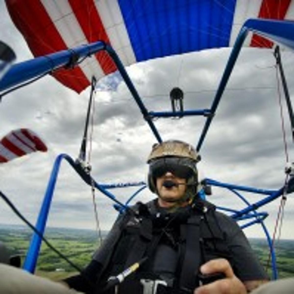 Powered Parachute Pilots Feel The Wind Local
