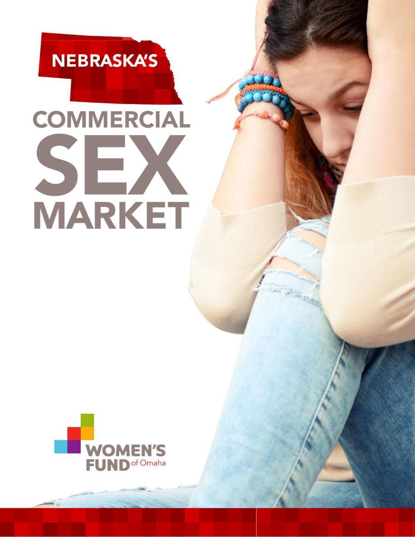 Nebraska's Commercial Sex Market Report