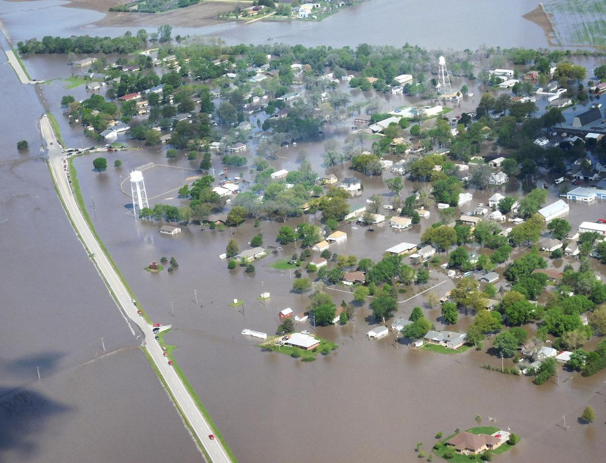 Dams Have Helped But Dewitt Residents Always Watching The