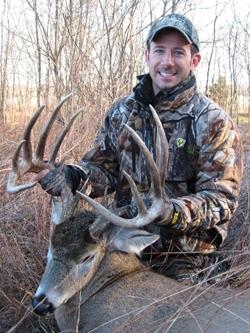 Hunters take notice of trophy bucks in Kansas | Regional