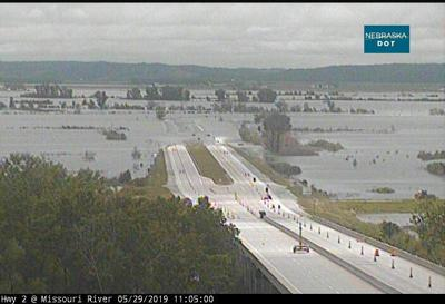 I-29 again closed, forcing traffic to and from KC onto other routes