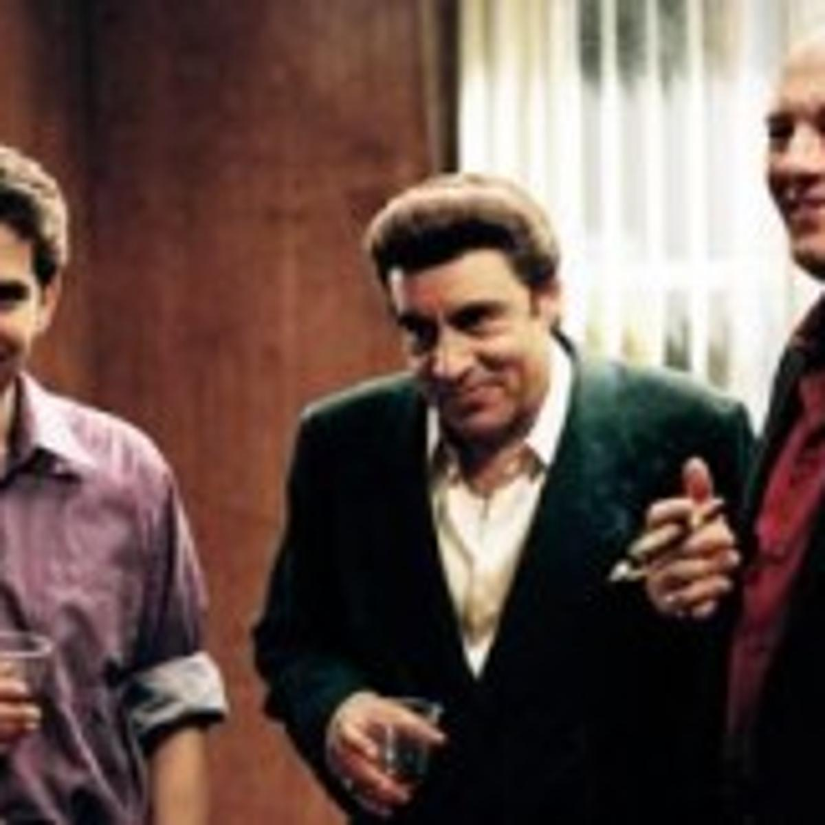 The pros and cons of The Sopranos | Entertainment